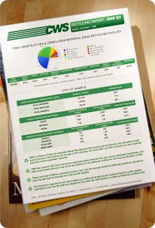 Image of Recycling Report