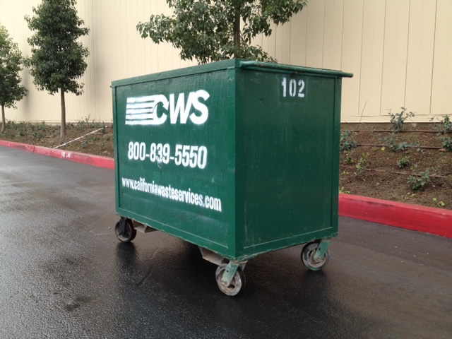 1 Yard Dumpster Rentals And 1 Yard Roll Off Dumpsters For Rent In Los Angeles California